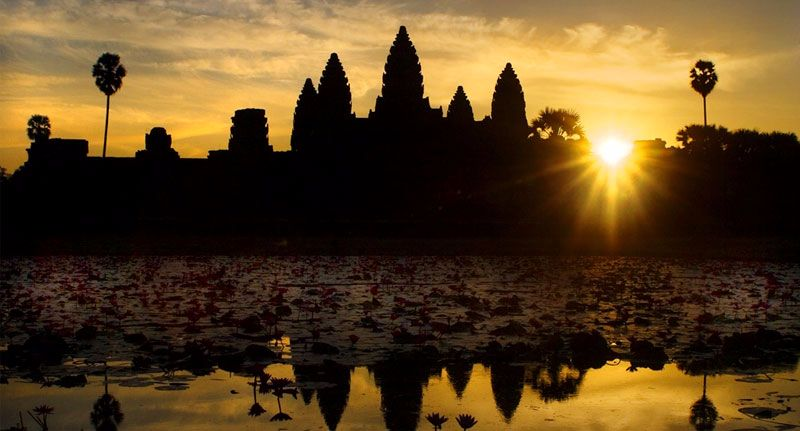 Angkor Wat Temple | Angkor Wat Small Tour